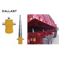 Quality Telescopic 5 Stage Multi Stage Hydraulic Cylinder  for Side Dumper Truck for sale