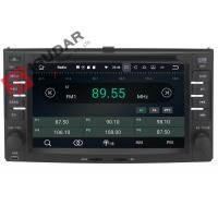 Quality 6.2 Inch Android Compatible Car Stereo Touch Screen , Kia Sportage Dvd Player Support OBD for sale
