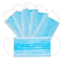China Hygienic Non Woven MBPP Disposable Surgical Masks on sale