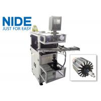 Buy cheap Automatic Insulation Armature Slot Paper Inserting Machine OD 20~58mm from wholesalers