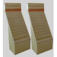 Quality Book display stand, packaging display stand, promotional color page advertising stand, landing newspaper rack, for sale
