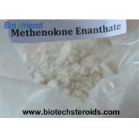 Quality Pharmaceutical Nandrolone Steroid CAS No. 303-42-4 Methenolone Enanthate for sale