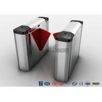 China Stainless Steel Flap Barrier Gate on sale