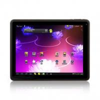 Quality Android 4.0 9.7 Inch Android Tablet PC 3G, wifi, bluetooth, GPS, support WCDMA Call Function for sale