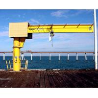 360 Slewing Degree Electric Driven fixed column Slewing 0.5t -5t Jib Crane for sale