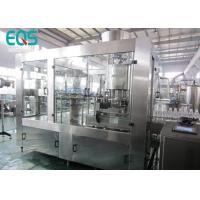 Buy cheap Sparkling Drinks Filling Machine 10000BPH Customized Voltage Automatic Liquid from wholesalers
