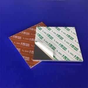 Quality ACP 5080 Aluminium Sheets High Flatness Surface Cast Aluminium Plate for sale