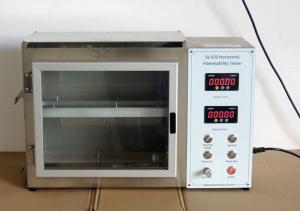 Quality Flammability Testing Equipment FMVSS 302 Horizontal Flammability Tester for sale