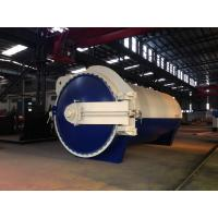 Quality Large Glass Pressure Vessel Autoclave In Aerospace,Glass Laminating Autoclave for sale