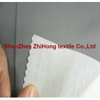 Quality Washable glass bead reflective fiberglass T/C cloth/fabric for sale