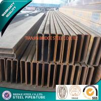 Quality Rectangular Square Carbon Steel Pipe STK500 STK400 Thickness 0.6mm - 30mm for sale