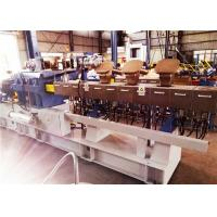Industrial Two Screw Extruder With Strand Pelletizing System for PET Reycling