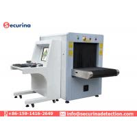 China 60 Times Zoom X Ray Baggage Scanner 4 LED Indicator 1000 Hours Continuous Working Time on sale