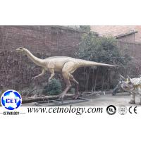 Artificial Dinosaur toys model with sound used for children playground for sale