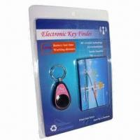 Quality RFID Electronic Key Finder Keychain with 433.92MHz Frequency for sale