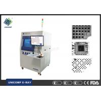 Quality Unicomp Electronics High Resolution PCBA X-Ray Efficient Inspection for BGA Void, Soldering Quality for sale