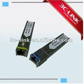 Quality 155M WDM SFP Transceiver, SFP module transceiver SM,SFP BI-DI Transceiver for sale