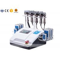 Buy Portable Non Surgical Lipo Machine , 650nm Lipo Laser Fat Reduction Machine at wholesale prices