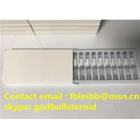 Quality 16iu / vial with water hgh used by pen no brand double-barrelled for sale