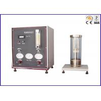 Buy Easy Operate Limiting Oxygen Index Apparatus / Tester With Digital Display at wholesale prices