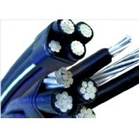 Quality Long Life Al Aerial Bundled Cables ABC Cables 0.6/1 KV PVC / PE / XLPE Insulated for sale