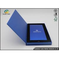 Quality Customized Recyclable Electronics Packaging Boxes For Mobile Phone Toughened Glass Film for sale