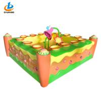 China Commercial Fishing Game Machine Flower Fishing Pond Ce Certificate on sale