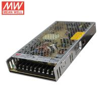 Quality MEANWell 200W 5V 40A Ultra Thin waterproof led power supply for SMD DIP LED Module full color for sale