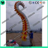Quality Event Party Decoration Giant Inflatable Octopus Leg/Sea Animal Inflatable Replica for sale