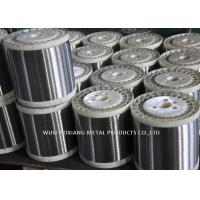 Buy cheap 410 Stainless Spring Steel Wire / Stainless Steel Coil Wire Multiple Color from wholesalers