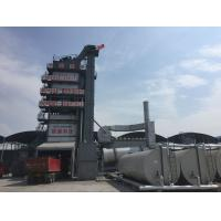 Buy 45S Mixing Cycle Dry Mix Plant , Bitumen Manufacturing Plant With Relay Contactor Breaker at wholesale prices