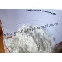 Quality 99% Purity Test U / Testosterone Undecanoate For Male Hypogonadism CAS 5949-44-0 for sale