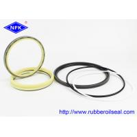 Quality CAT E374D Excavator Bucket Seal Kit , Hydraulic Cylinder Packing Kit NBR 90 Hardness for sale