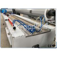 Quality Pvc Plastic Profile Production Line For Windows / Doors Making Machine for sale