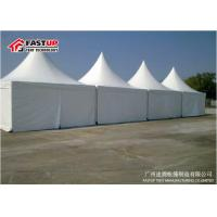 Quality Popular Camping Marquee Tent , Outdoor Canopy Tent With Sides UV Protection for sale