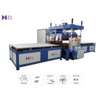 Quality 2400×3500 MM Work Area HF Welding Machine For Inflatable Water Volley Aqua Glide for sale