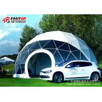 Quality Steel  Frame  Diameter  12M  Geodesic  Dome  Tent  For  Event for sale