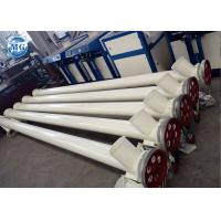 China Carbon Steel Industrial Screw Conveyors Screw Auger MG Series High Precision on sale