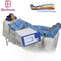 China 5 Modes 14 Bags Lymph Drainage Machine For Lymphatic Massage on sale