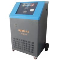 Quality AC Work Station Refrigerant Recovery And Charge Machine For Heavy Duty for sale