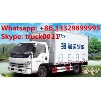 Quality Hot sale forland brand 20,000-25,000 day old  chicks transported truck, best price forland baby duck delivery truck for sale