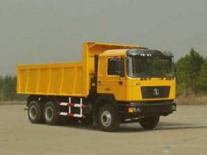 Quality 10.8L Displacement 8x4 375hp Heavy Duty Dump Truck SX3316DT366 for sale