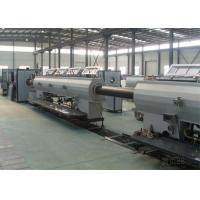 Quality PE PPR PERT Cool / Hot Water Pipe Production Line With 12 Months Warranty for sale