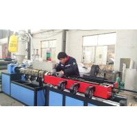 Buy cheap PP PE Single Wall Corrugated Conduit Pipe Extrusion Line  High Temperature Resistant from wholesalers