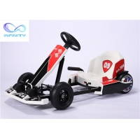 Quality Bluetooth Children Electric Toy Kart 36V Battery With LED Lights for sale