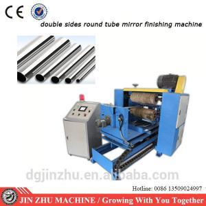 China Chinese circle pipe mirror finishing polishing machine manufacturer on sale