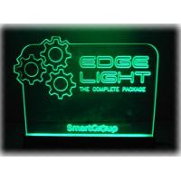 Quality Edge-Lit Led Acrylic Signs Letters With Beautiful Shape for sale