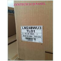 Quality Brightness 400 Monitor LCD Panel Resolution 1920*1200 24 Inch W/O Driv LM240WU3-TLD1 for sale