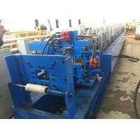 Quality Alumiumum Down Spout Roll Forming Machine Pipe Type 9mx1.4mx1.4m Dimention for sale