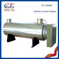 Quality china manufacture factory direct sale industrial electric air duct heater for pharma manufacturing for sale